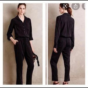 NWT Anthro. Cloth & Stone Mercantile Jumpsuit